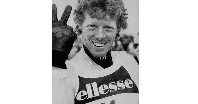 Todd Brooker   Ski Racer
