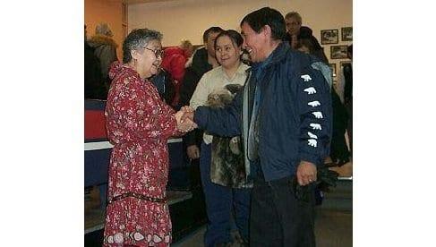 Helen Maksagak | Commissioner of Nunavut