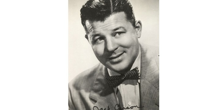 Jack Carson | Actor