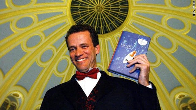 Yann Martel   Life of Pi Author