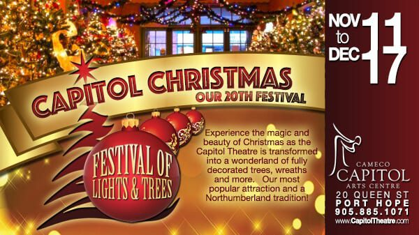 Capitol Christmas: A Festival of Lights and Trees