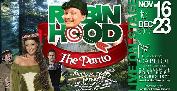 Robin Hood The Panto