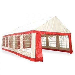 Tente de reception pavillon «KOPENHAGEN» – 5 x 10 m