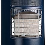Favex 8591006 EKTOR Design Chauffage au gaz, Bleu, 41.5x46x73 cm
