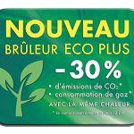 Favex 8530046 Profi Parasol Chauffant Vert 76 x 76 x 230 cm
