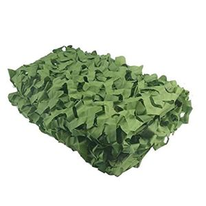 Filet de camouflage WXQIANG – Imperméable et léger – Oxford – Convient pour le camping en plein air, la photographie, la décoration de la maison, 5x10m