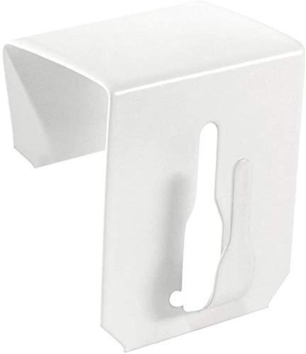 Lumaland Expand Housse pour Tables Debout Haute qualité Séchage Rapide Facile Differentes Couleurs et Tailles (60-65 cm, Blanc cassé)
