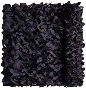 Renforcé Filet De Camouflage Grande Militaire Filet D'ombrage Extérieur Camping Voile d'ombrage Poids léger Durable pour la Chasse xtérieu Sable Camping décoration (Color : 8, Size : 4 * 6M)