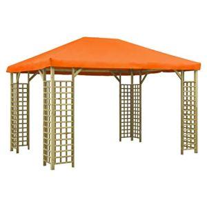 FAMIROSA Belvédère 4×3 m Orange4493