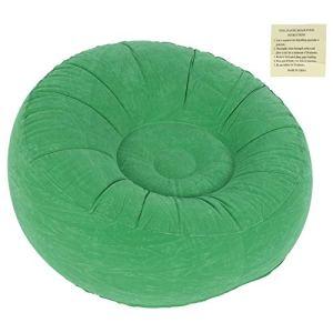 Snufeve6 Canapé Simple, canapé Gonflable, intérieur extérieur pour Le Cadeau de Jardin de Balcon de Salon(Light Green)