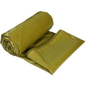 Tarpauline imperméable, bâche Cadre de la Tente de Protection de la Tente Cadre de Protection de la Tente épaissie PVC Heavy Duty Heavy Factory,Jaune,3x4M
