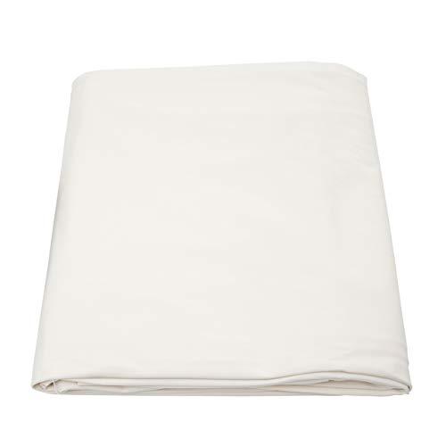 Mendler Couverture pour pergola HWC-A42, Couverture de Remplacement, 4x3m Polyester – crème