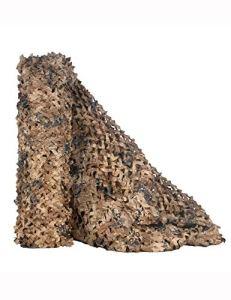 Oxford Cloth Camouflage Net Sand Camouflage Thème Bar Parc Armée Fan Fan Couple Chambre Décoration Cs Jeu Sauvage Soleil Protection Parasol 2x3m, 3x3m, 4X4M, 5X5M (taille: 2x3m) ( Color : 4M×5M )