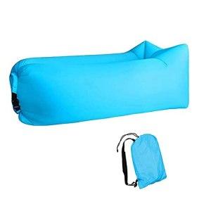 FANGPAN Camping Canapé Gonflable Sac Paresseux 3 Saison Ultra-Léger Sac De Couchage Lit d'air Canapé Gonflable Chaise Longue Tendance Produits 6 Couleurs Sacs De Couchage