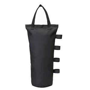 Jsdufs Pavilion Sandbags Heavy Weight Bags Sac de Sable Gazebo Tente Sac de Poids pour Jambes Sac de Sable Robuste, Poids pour Jambes pour Tente à baldaquin Pop Up Sac de Pieds lestés