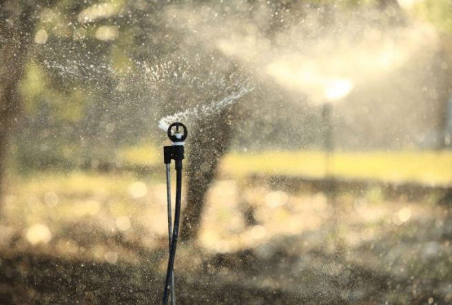 micro sprinkler irrigation systems