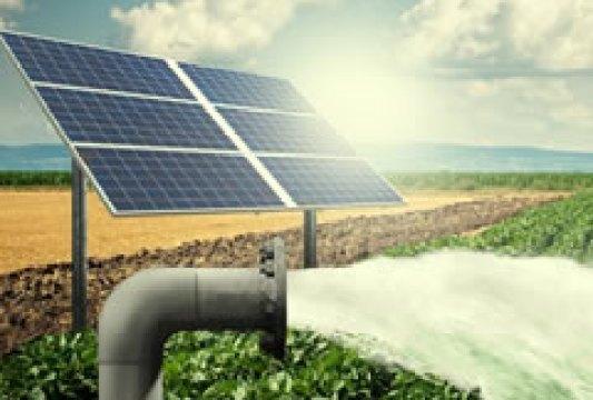 Solar Power Irrigation