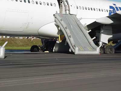 airbus a330 de la compagnie air transat