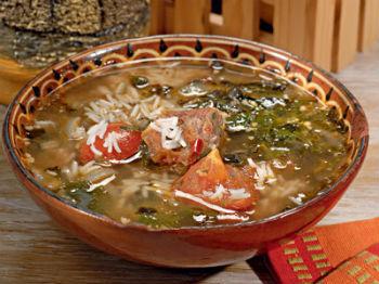 Рецепт супа харчо в мультиварке Суп в мультиварке от