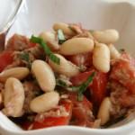 Рецепт салата с сухариками и помидорами Салат с курицей