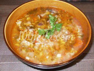 Суп Харчо как приготовить с фото пошагово