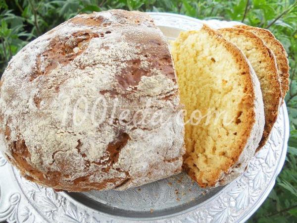 Содовый хлеб на кефире - Хлеб от 1001 ЕДА