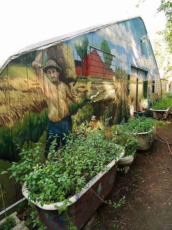 Whimsical Landscaping Design Ideas | 1001 Gardens on Whimsical Backyard Ideas id=90026