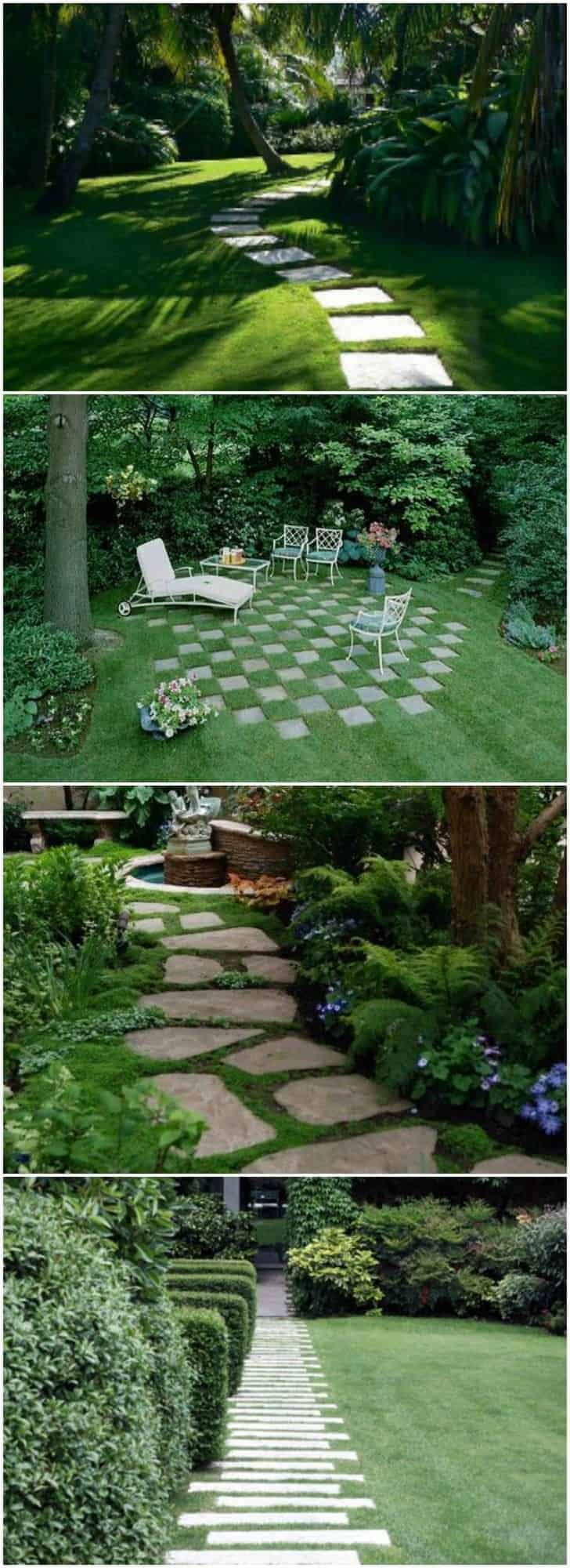 11 Lawn Landscaping Design Ideas, Anyone Can Make #11 ... on Landscape Design Ideas  id=36032