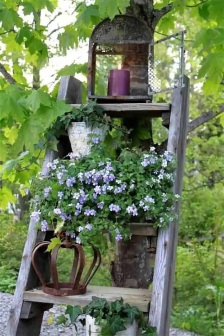 12 Shabby Chic & Bohemian Garden Ideas | 1001 Gardens on Chic Patio Ideas id=78442