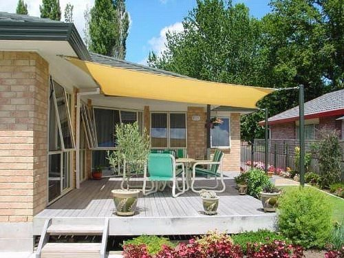 patio cover ideas shade canopy