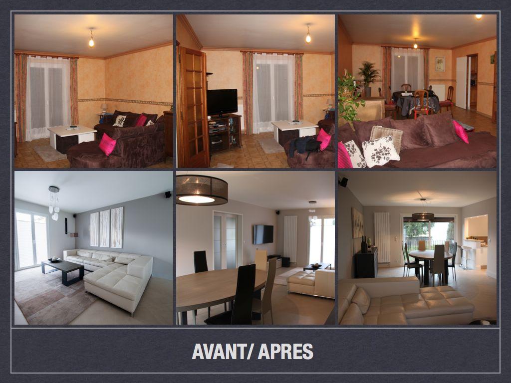 Avant Aprs Projet De Dcoration Et D39amnagement D39espace