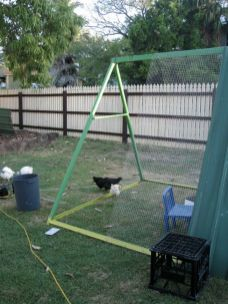 DIY-Repurposed-Swing-Set-Chicken-Coop-6