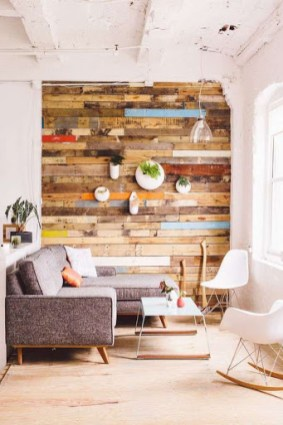 Como aproveitar madeira usada na decoração de interiores (20)