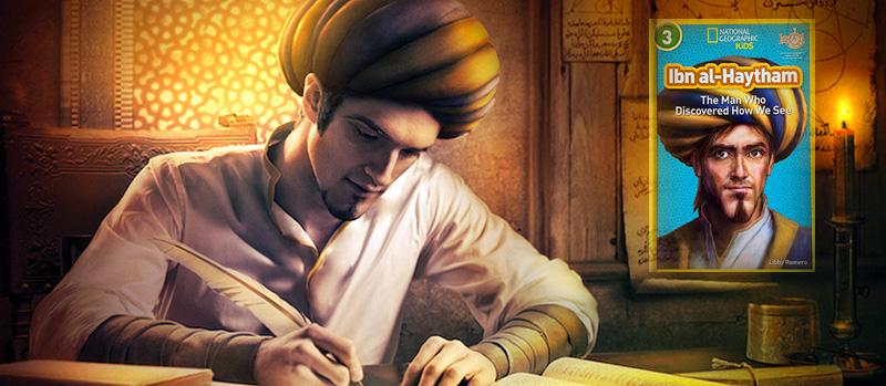 Ibn Al Haytham menulis metode ilmiah