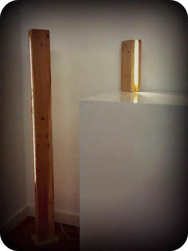 Pallet Lamp By Miu Design 1001 Pallets