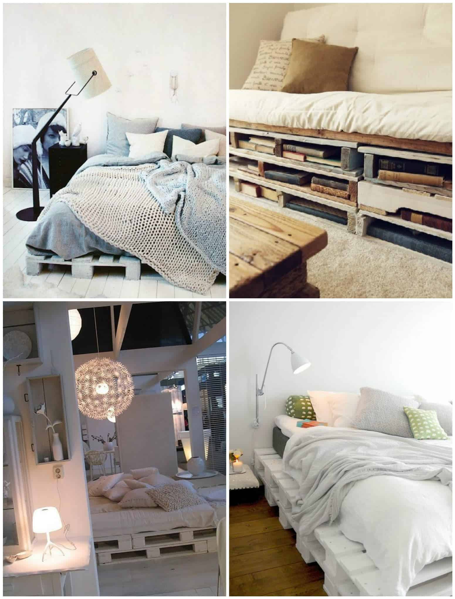 Pallet Bed How To Craft It 1001 Pallets