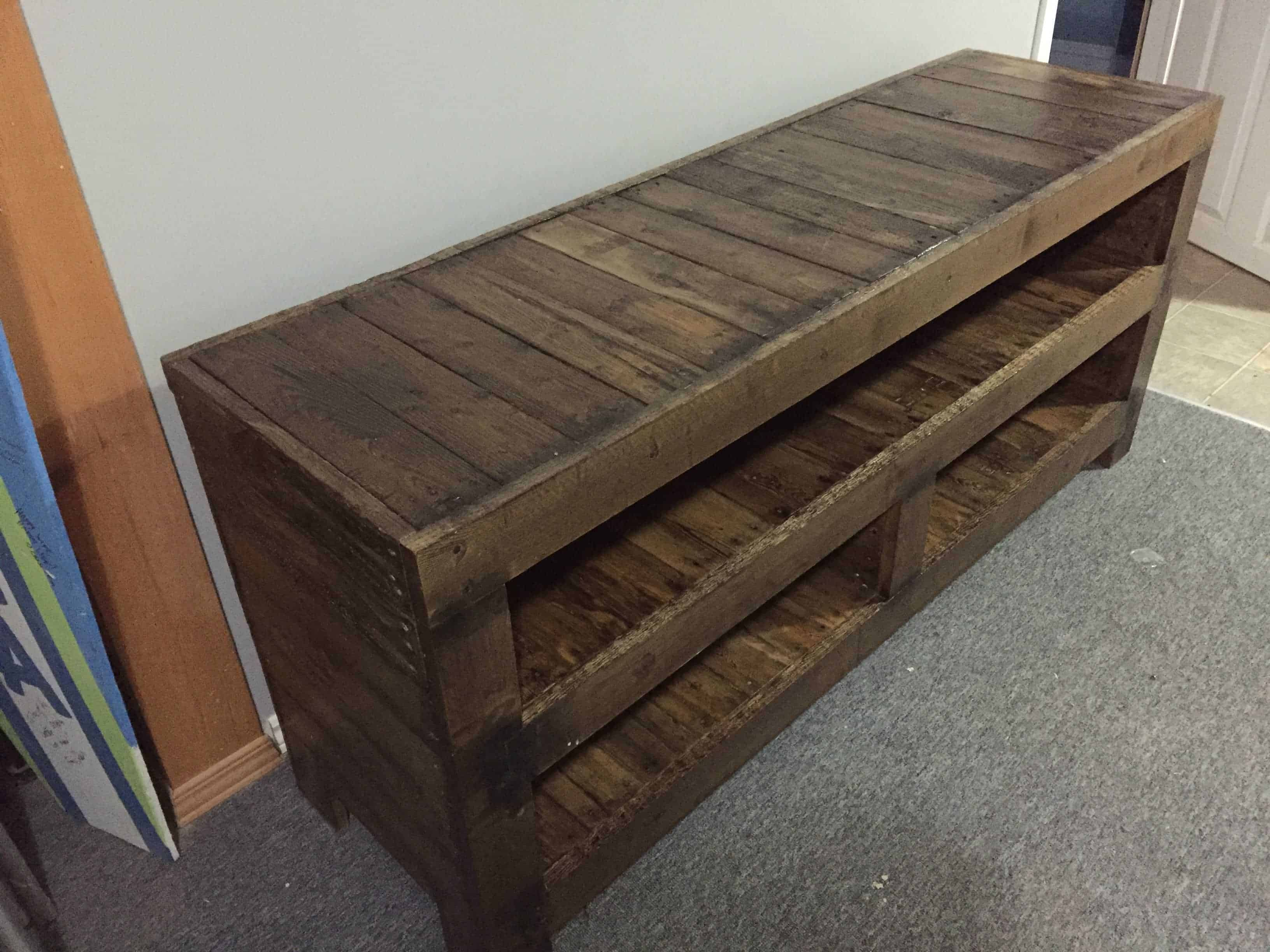 Free Woodworking Plans Coffee Table