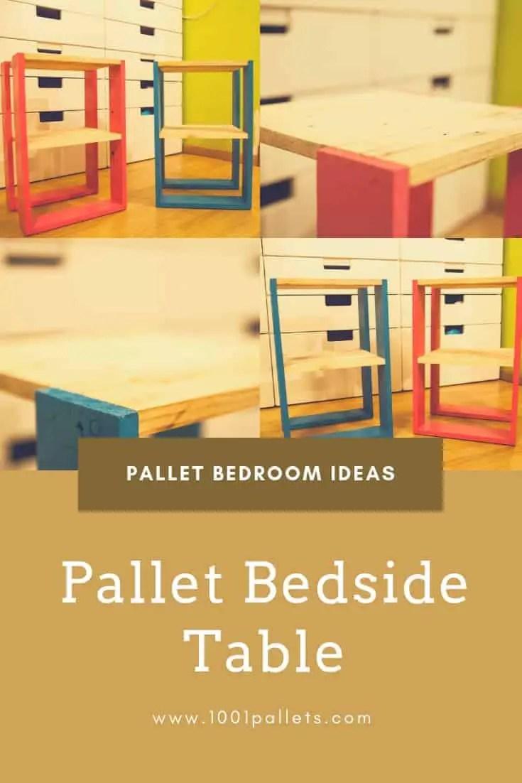 Discover Thousands Bedroom Pallet Ideas 1001 Pallets