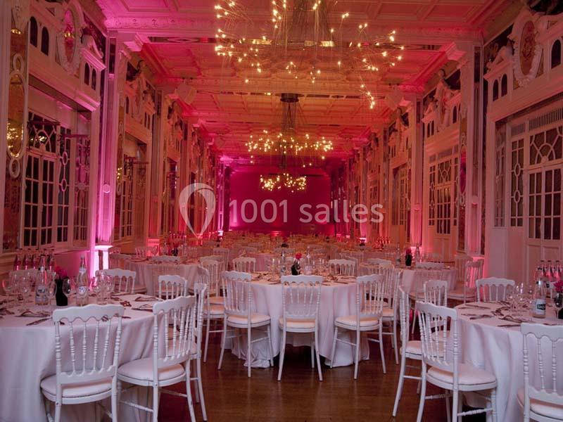 Salon Des Miroirs 1001 Salles