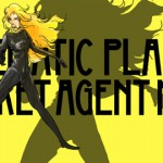 CINEMATIC PLANET SECRET AGENT MAN