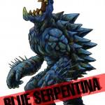 BLUE SERPENTINA