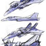 F-3Aとか。