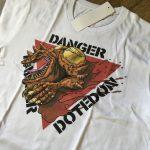 DOTEDON Tシャツ売ってます。
