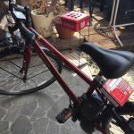 電動アシスト付き自転車レンタルサービス。