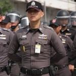 полиция в Таиланде