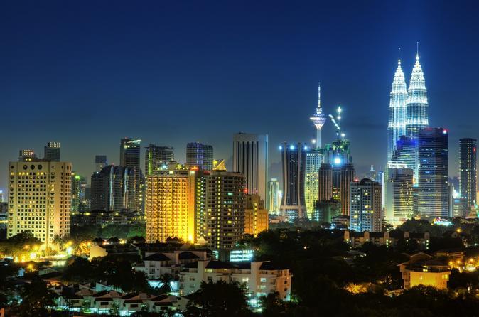 Куала-Лумпур + Виза тур