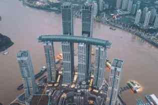 Çin'de yatay gökdelenler zamanı