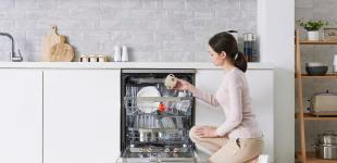 LG bulaşık makinesinin kapağını hijyene açıyor