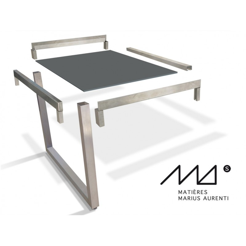 kit 70 rallonge de table marius aurenti c pour table largeur 90 cm