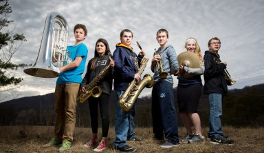 High school band is mixed on Trump but heads to inauguration